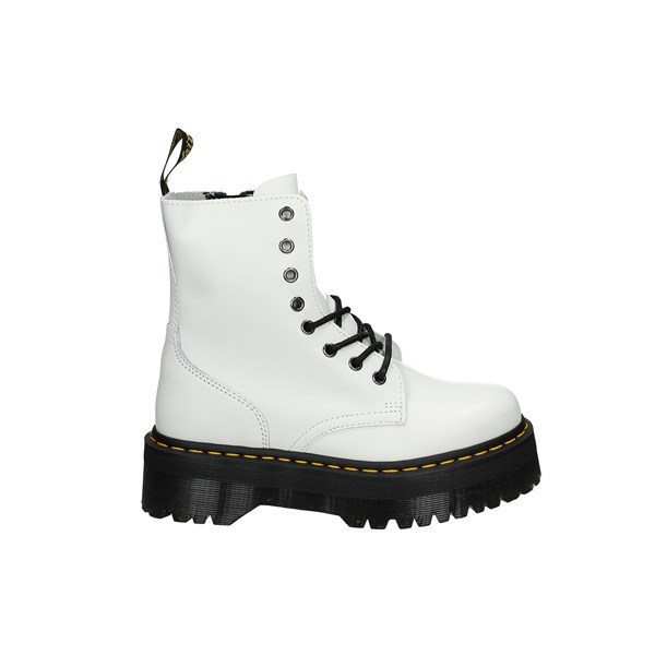 Dr. Martens Anfibio Bianco