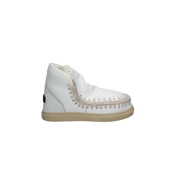 Mou Boots Bianco