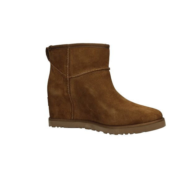 Ugg Scarpe Donna Boots Cuoio D 1104609