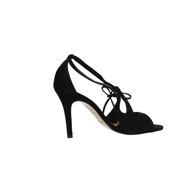 Miss Unique Scarpe Donna Sandalo Nero D 52905