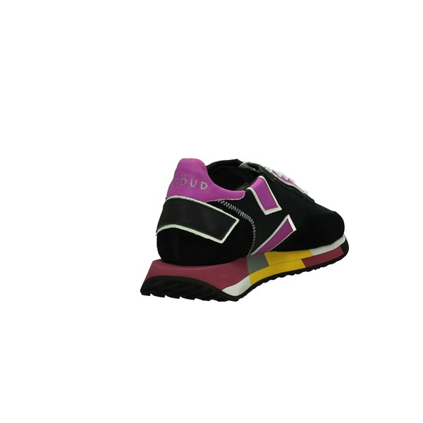 Ghoud Venice Scarpe Donna Sneakers Nero D RMLWNS13