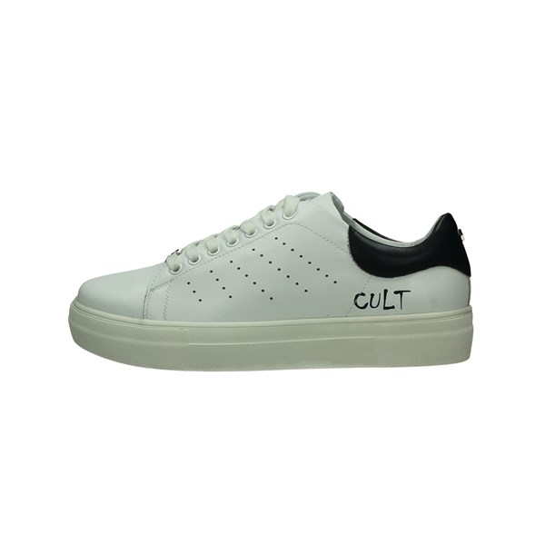 Cult Sneakers Bianco