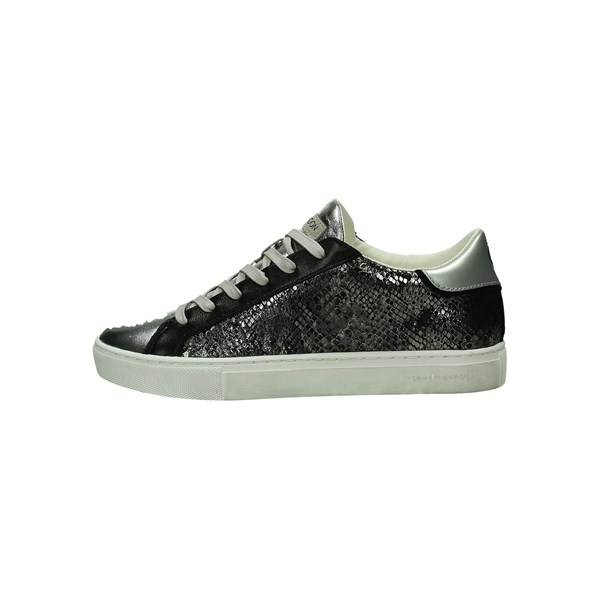 Crime Sneakers Argento